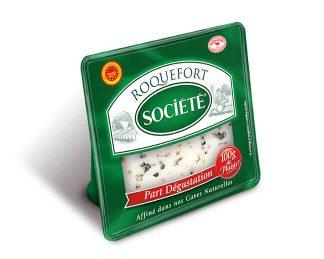 Roquefort AOP Société 1863 – 100 g