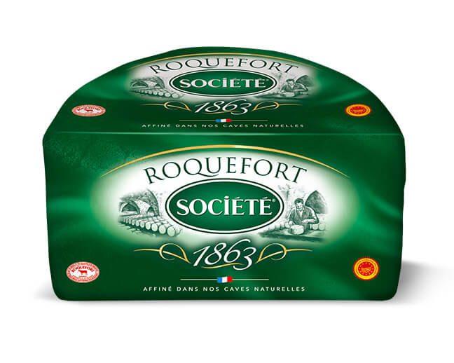 Roquefort AOP Société 1863 à la Coupe